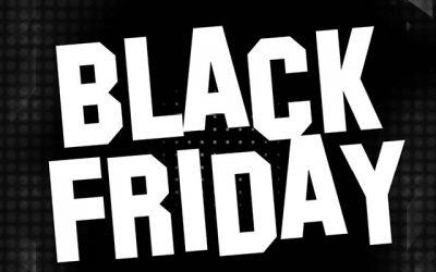Black Friday til kl. 22