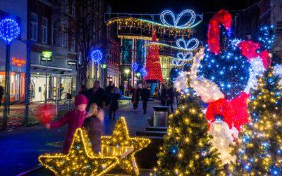 Krummes Juletræsfest