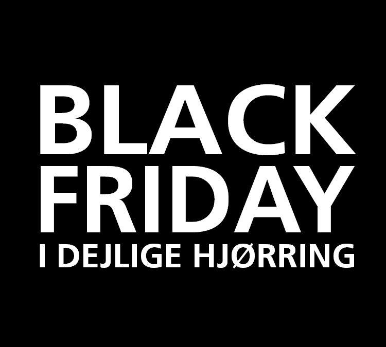 Black Friday den 26. november